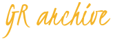 GR ARCHIVE Logo